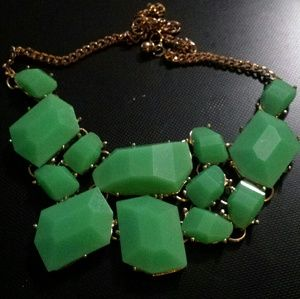 Jewelry - Statement necklace, bracelet and earrings